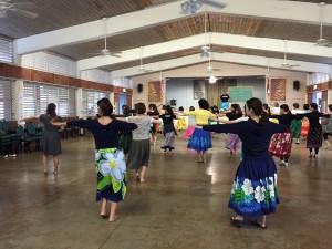 ABC Hula Class 3